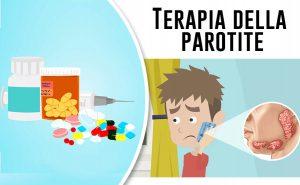 Trattamento della parotite – Come si curano gli orecchioni