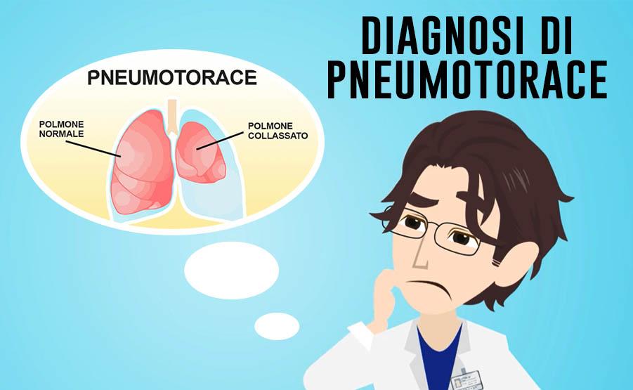 Diagnosi di pneumotorace