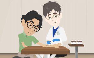La visita allergologica: cos'è e come si svolge