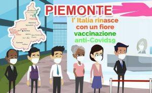 campagna Vaccinazione Covid-19 piemonte
