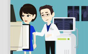 Radiografia, esame radiologico