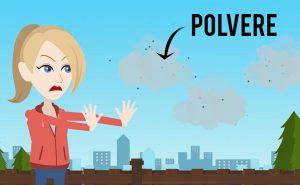 Come prevenire l'allergia alla polvere – acari della polvere