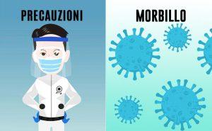 Morbillo: tipo di precauzioni per evitare l'infezione