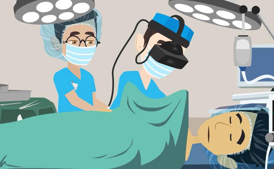 You are currently viewing Realtà virtuale e realtà aumentata in chirurgia ortopedica