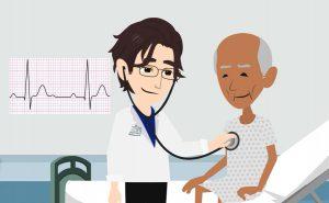 La visita cardiologica: in cosa consiste e quando è necessaria