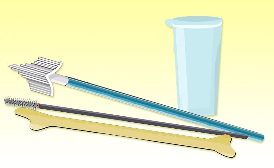 Pap test, strumenti per l'esame