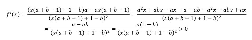 derivata valore predittivo positivo