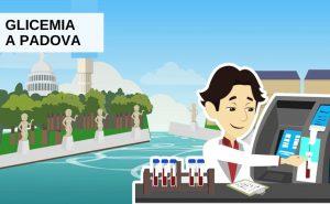Misurazione della glicemia a Padova