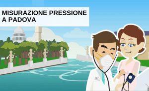 Misurazione della pressione arteriosa a Padova