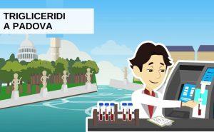 Misurazione dei trigliceridi a Padova