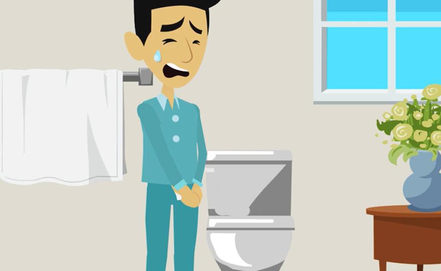 Esitazione minzionale: la difficoltà ad iniziare a urinare