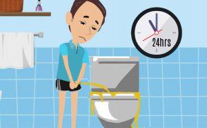 Read more about the article Poliuria: l'aumento della diuresi cioè della quantità di urina