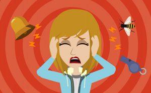 Acufene o tinnito: sintomi e cause del fischio all'orecchio