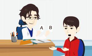 test di rinne step 3 valutazione da parte del soggetto